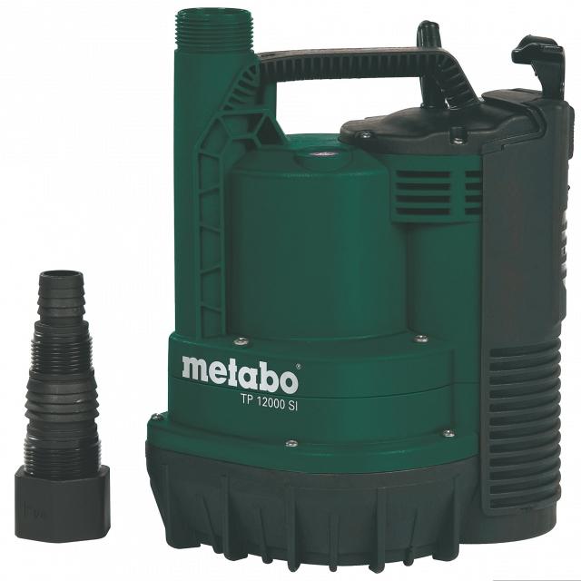 Насос погружной Metabo TP 12000 SI насос metabo tdp 7501 s 1000вт 0250750100