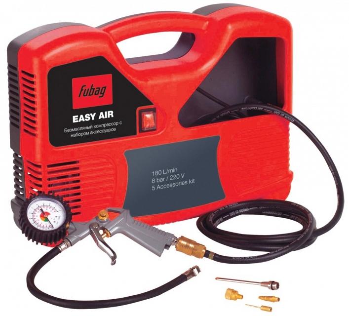 Подробнее о Компрессор воздушный FUBAG Easy Air компрессор fubag easy air