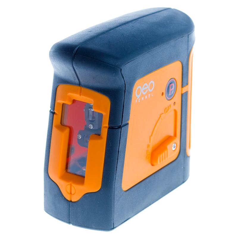 Лазерный уровень (нивелир) geo-Fennel FL 40-Pocket II HP  лазерный нивелир geo fennel fl 210 a
