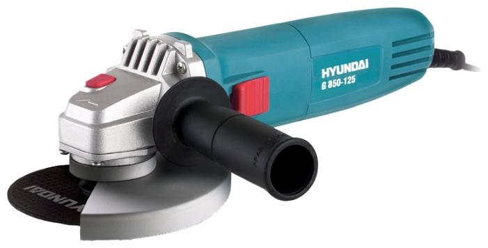 Угловая шлифмашина Hyundai G 800-125 Expert  hyundai g 1200 150 expert ушм