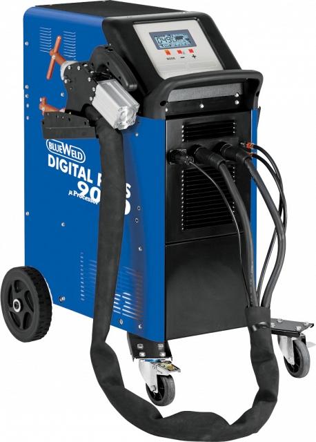 Аппарат точечной сварки BlueWeld DIGITAL PLUS 9000 Aqua  сварочный аппарат blueweld plus 20 ti 823225