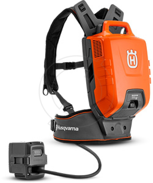Ранцевый аккумулятор Husqvarna BLi520X  аккумулятор husqvarna bli150