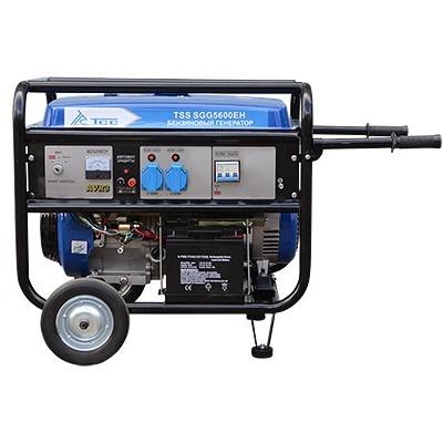 Генератор бензиновый TSS SGG 5000EH