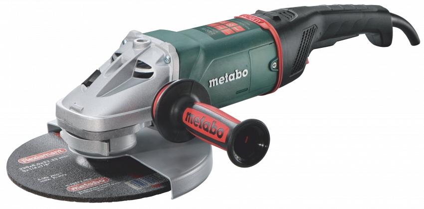 УШМ Metabo WEA 24-230 MVT Quick  угловая шлифмашина metabo w 26 230 mvt 606474000