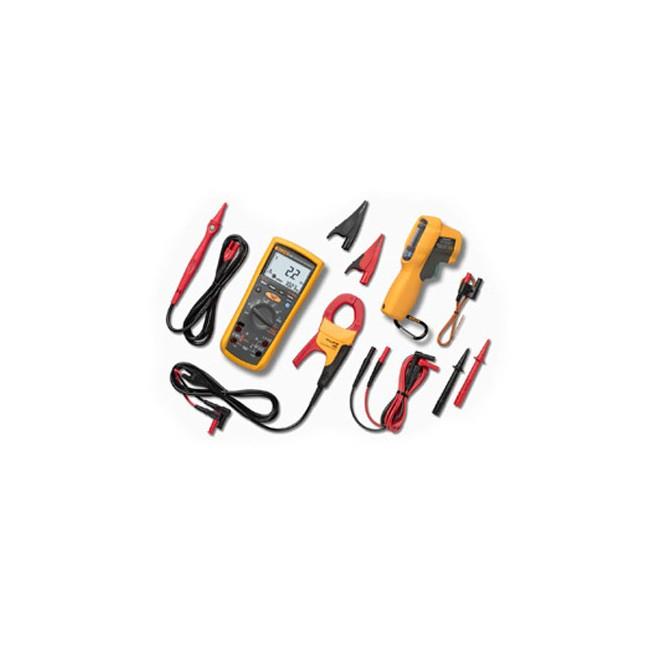 Мультиметр/вольтметр Fluke 1587/ET62MAX+KIT  комплект fluke 1587 mdt
