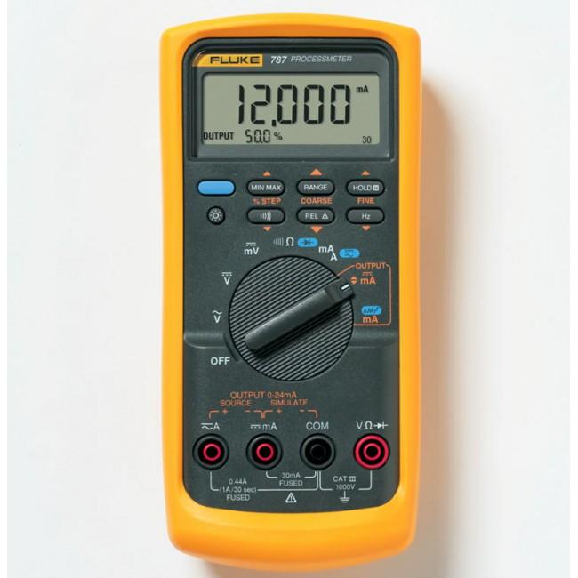 Калибратор токовой петли Fluke 787/E  калибратор токовой петли fluke 789 e