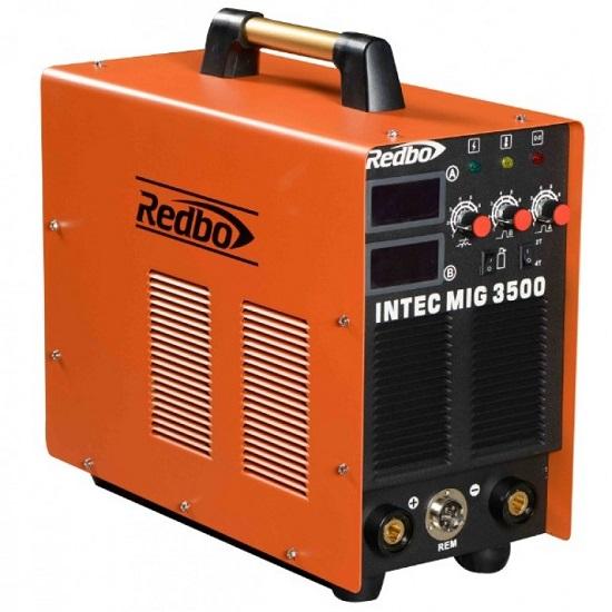 Сварочный полуавтомат Redbo INTEC MIG 3500 какой лучше сварочный полуавтомат по алюминию