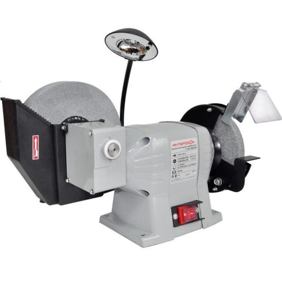 Точильный станок Интерскол Т-150-200/250 электроточило интерскол т 200 350