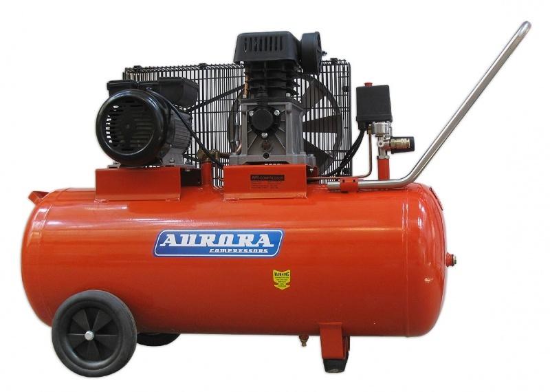 Воздушный компрессор Aurora Storm-100  воздушный компрессор aurora gale 50