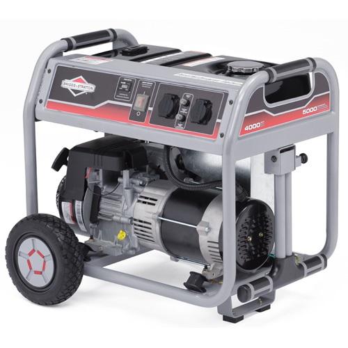 Генератор бензиновый Briggs & Stratton 3750A  генератор бензиновый briggs