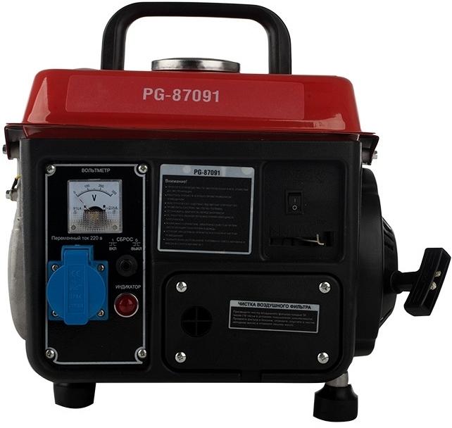Бензогенератор BauMaster PG-87091  цены