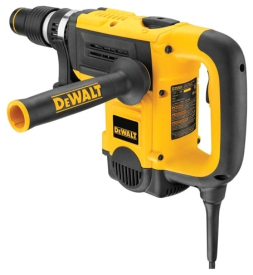 Перфоратор SDS-MAX DeWalt D 25501K  перфоратор sds max dewalt d 25602k