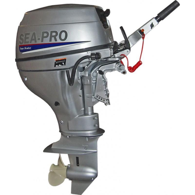 Четырехтактный лодочный мотор Sea-Pro F 15S