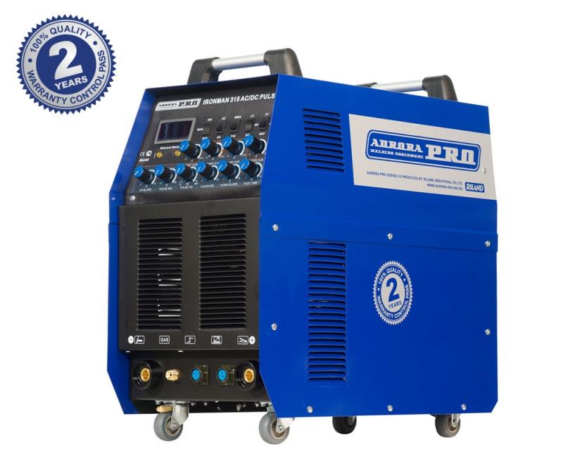 Сварочный аппарат Aurora PRO IRONMAN 315 AC/DC PULSE