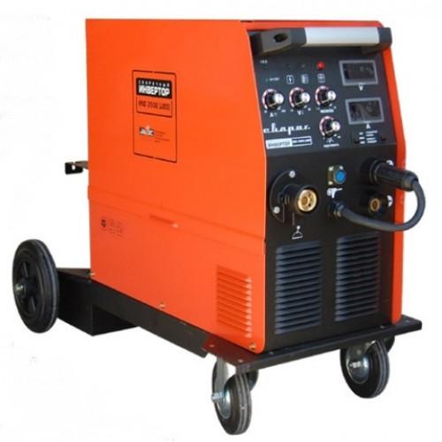 Сварочный полуавтомат Сварог MIG 2500 (J92) 380В  сварочный полуавтомат сварог mig 250f j33