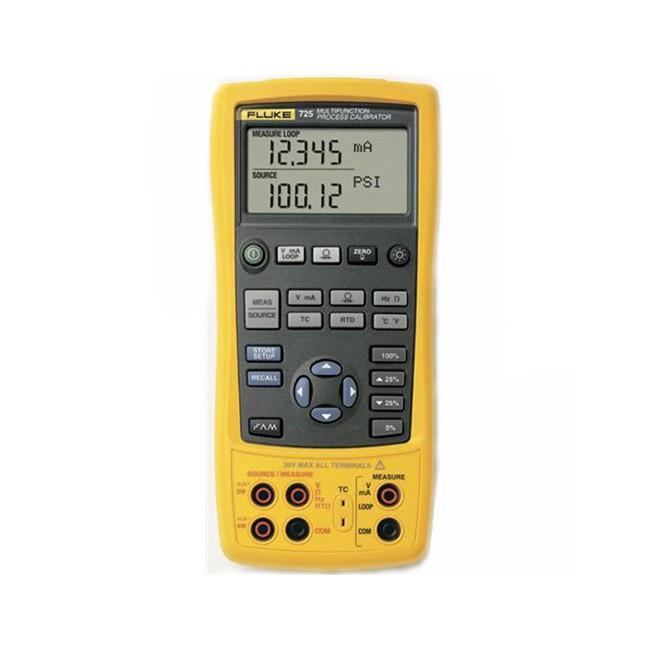 Калибратор температуры Fluke 724  калибратор токовой петли fluke 787 e