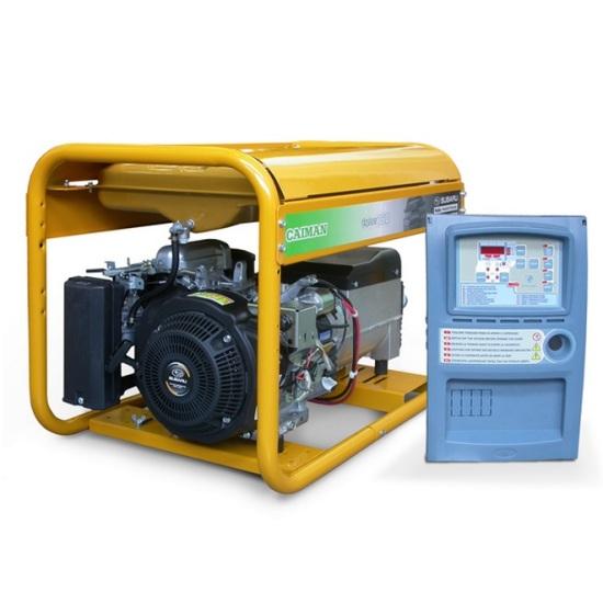 Генератор бензиновый Caiman Explorer 7510XL27 ATS  генератор бензиновый caiman expert 5010x