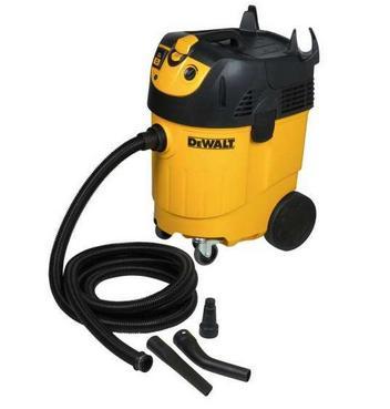 Пылесос DeWalt DWV902L  строительный фен dewalt d26411