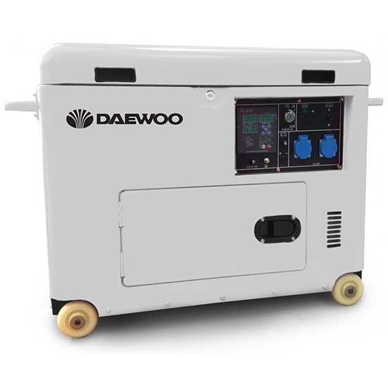 Генератор дизельный DAEWOO DDAE7000SE-3  генератор дизельный daewoo ddae6000xe