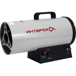 Тепловая газовая пушка Интерскол ТПГ-10 интерскол тпг 15