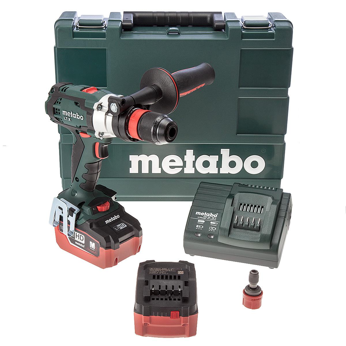 Гайковерт Metabo SE4000 600Вт 620045000