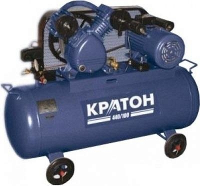 Поршневой компрессор КРАТОН AC-440/100-3P  поршневой компрессор кратон ac 440 100 bdv