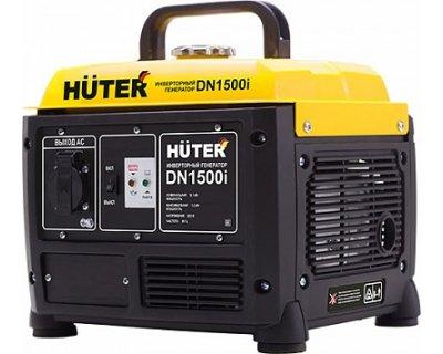 Инверторный генератор Huter DN1500i инверторный генератор huter dn1000