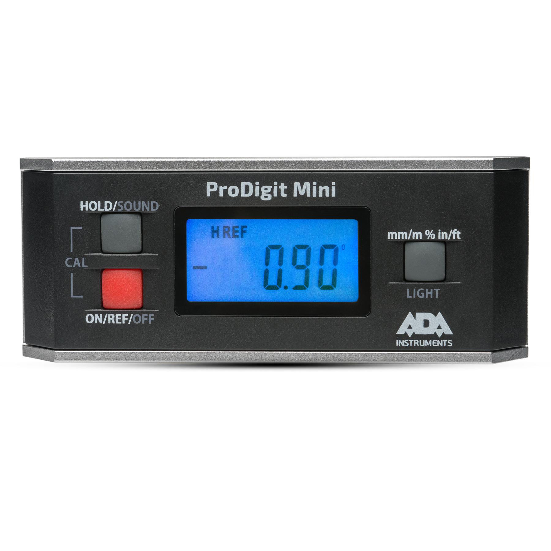 Уклономер ADA ProDigit Mini electronic level ada prodigit mini