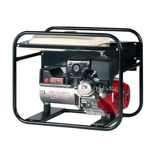 Генератор бензиновый Europower ЕР4100LN  генератор бензиновый europower epsi2000
