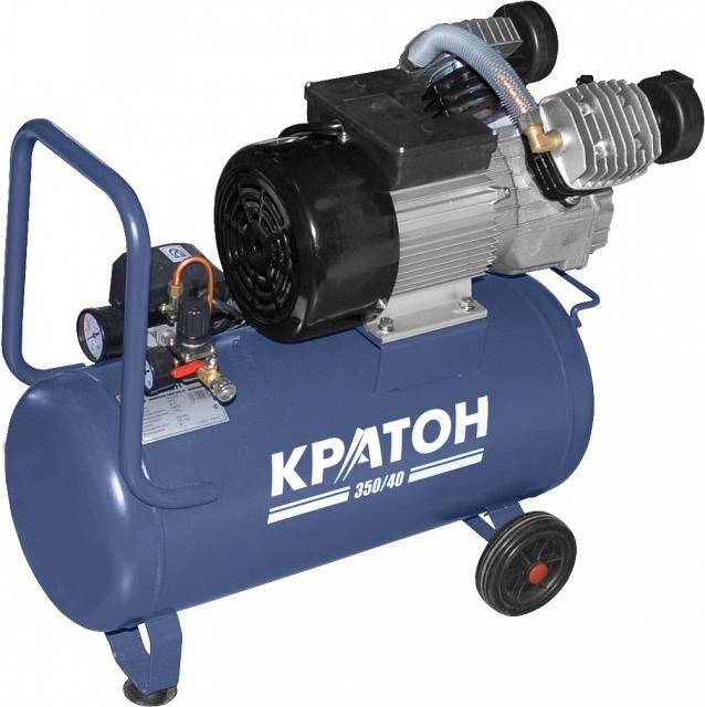 Поршневой компрессор КРАТОН AC 350/40  поршневой компрессор кратон ac 350 40