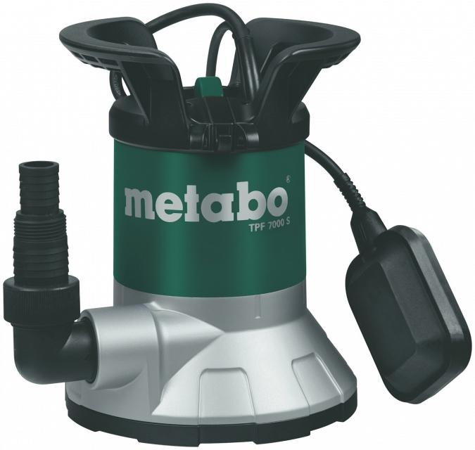 Насос погружной Metabo TPF 7000 S  насос погружной metabo tpf 7000 s