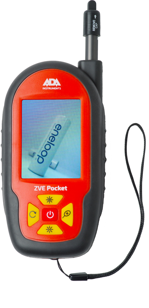 Видеоскоп ADA ZVE Pocket ada instruments ada zve 160