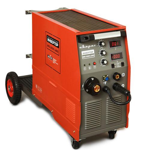 Сварочный полуавтомат Сварог MIG 2000 (J66)  сварочный полуавтомат сварог mig 250f j33