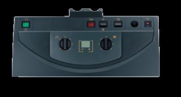 Базовая панель управления «B» для котлов De Dietrich FM 126