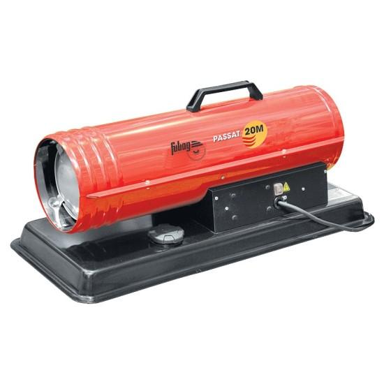 Подробнее о Тепловая дизельная пушка Fubag Passat 20M coleman генератор для лампы на жидком топливе