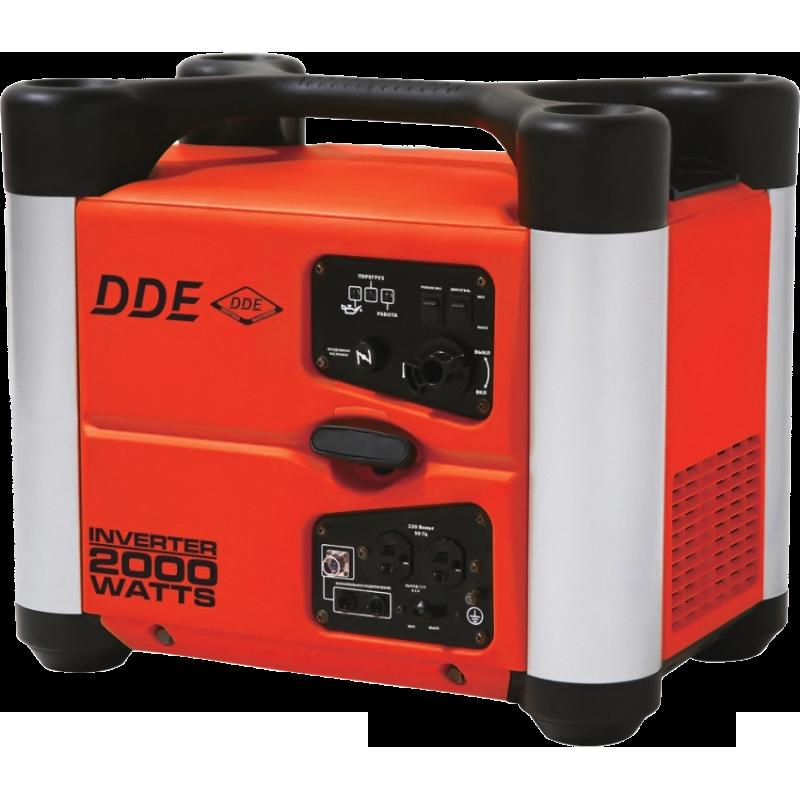 Генератор инверторного типа DDE DPG2051Si  бензиновый генератор инверторного типа dde dpg1001si