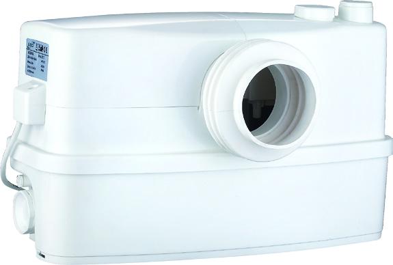 Дренажный насос LEO WC-600A  дренажный насос leo wc 560a