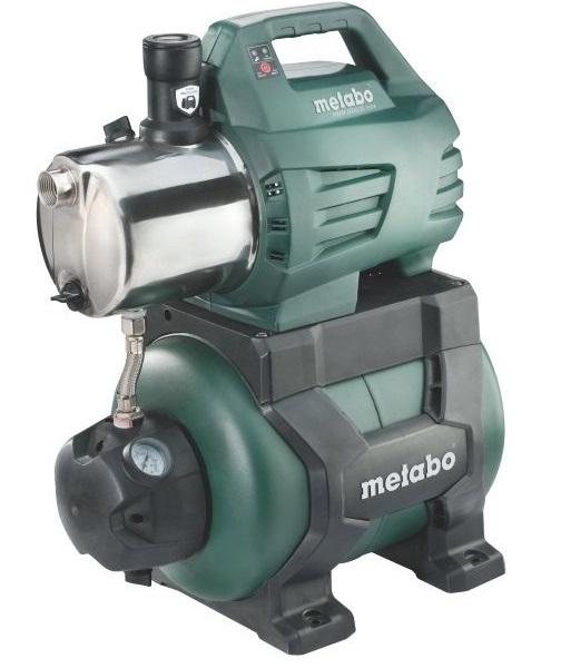 Насосная станция Metabo HWW 6000/25 Inox  насосная станция metabo hww 3300 25 g