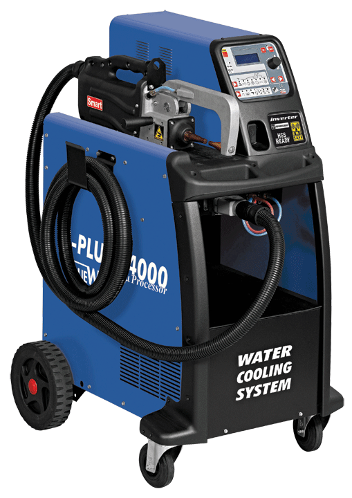 Инверторный аппарат Blueweld I-Plus 14000  сварочный аппарат blueweld plus 20 ti 823225