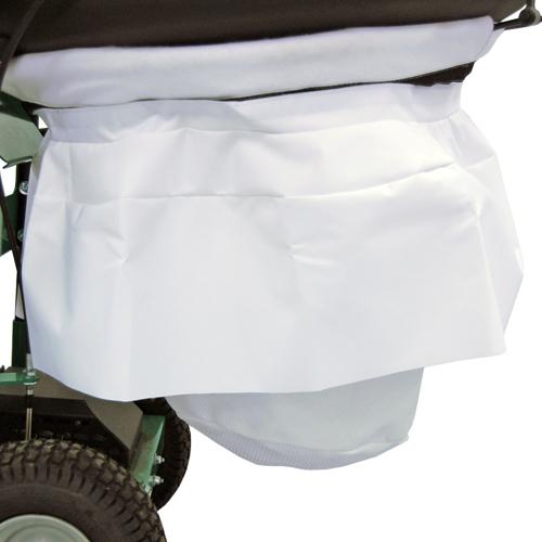 Пылезащитная юбка на мешок для пылесосов BILLY GOAT серии QV (арт. 831268)  стандартный мешок для пылесосов billy goat серии qv арт 831612
