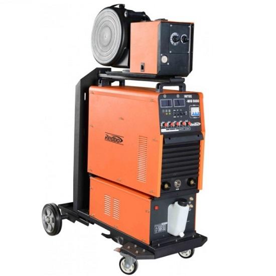 Сварочный полуавтомат Redbo INTEC MIG 5000 какой лучше сварочный полуавтомат по алюминию