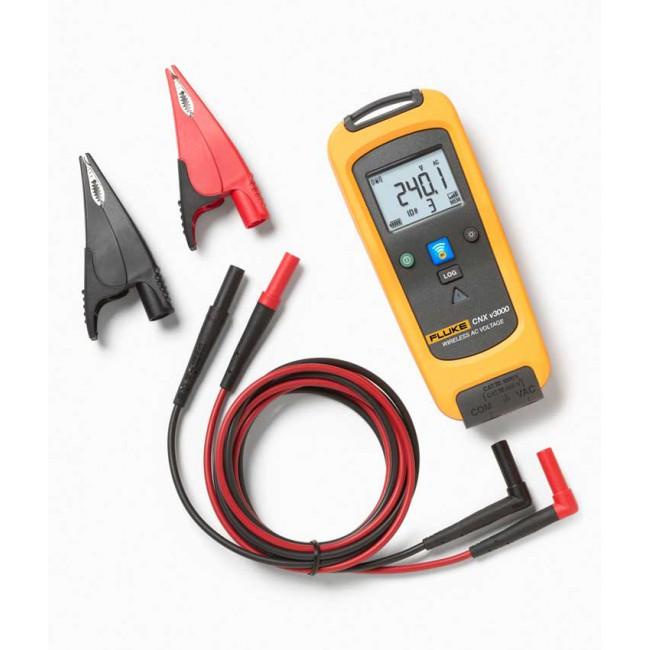 Беспроводной мультиметр Fluke CNX v3000  тестер напряжения fluke cnx i3000 iflex комплект