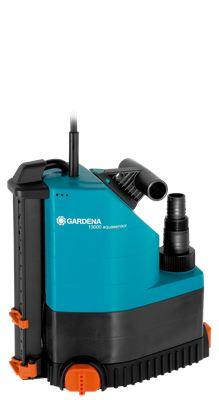 Дренажный насос Gardena 13000 AquaSensor Comfort для чистой воды  дренажный насос gardena 13000 aquasensor comfort для чистой воды