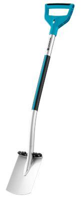 Лопата Terraline™ с зауженным лезвием  лопата terraline™ совковая универсальная