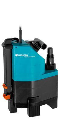 Дренажный насос Gardena 13000 AquaSensor Comfort для грязной воды  дренажный насос gardena 13000 aquasensor comfort для чистой воды
