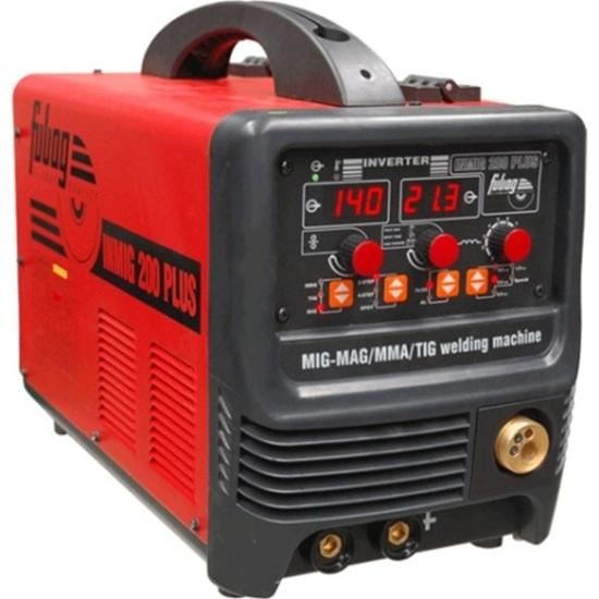 Подробнее о Сварочный полуавтомат Fubag INMIG 200 PLUS fubag inmig 200 plus горелка fb 250