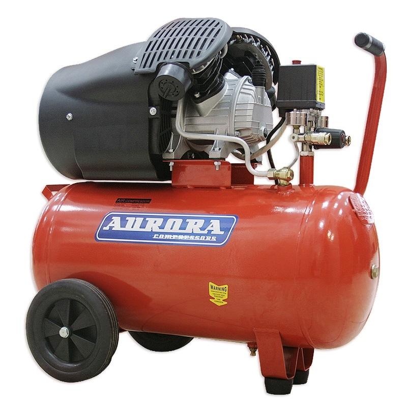 Воздушный компрессор Aurora GALE-50  воздушный компрессор aurora gale 50