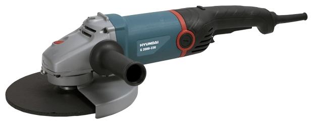 Угловая шлифмашина Hyundai G 1200-150 Expert  hyundai g 1200 150 expert ушм