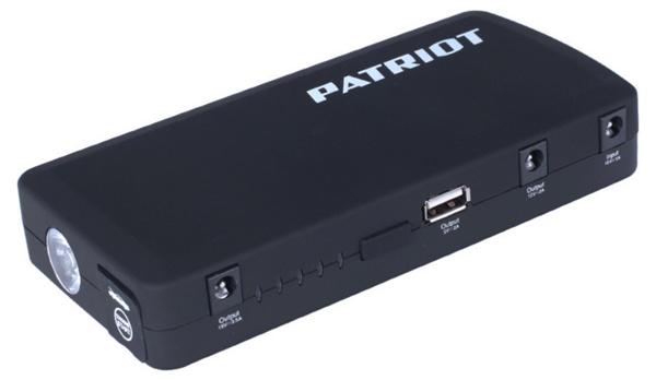 Пусковой многофункциональный аккумулятор PATRIOT MAGNUM  12  пусковой многофункциональный аккумулятор patriot magnum 14 650201614