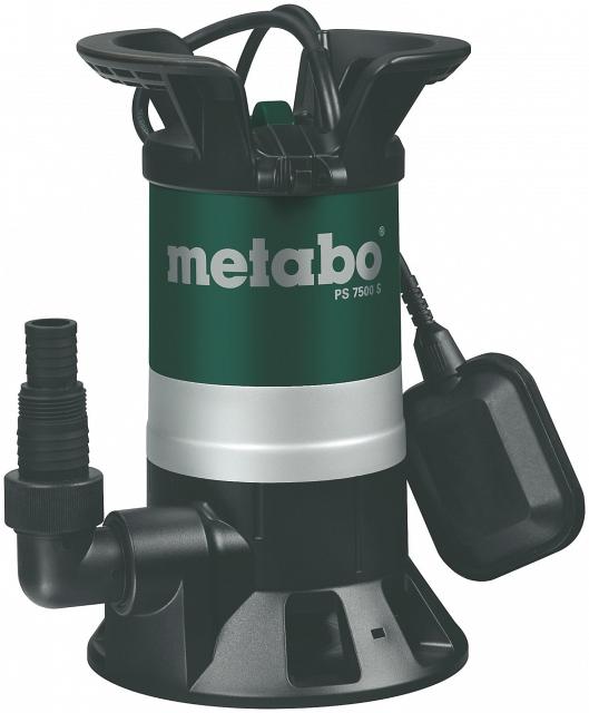 Насос погружной Metabo PS 7500 S  насос погружной metabo tpf 7000 s